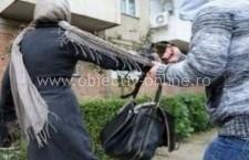 O femeie a fost tâlhărită în plină stradă, sâmbătă, în Călărași