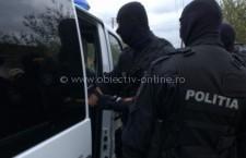 Un procuror și mai mulți polițiști din Germania, alături de polițiștii călărășeni, percheziții în Călărași