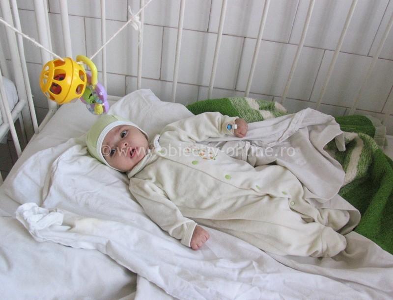 copii parasiti in spitale