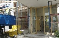 Lucrările la Ambulatoriul din Lehliu-Gară sunt în plină desfășurare