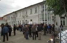 44 de călărășeni, angajați pe loc la Bursa Generală a Locurilor de Muncă organizată de AJOFM Călăraşi