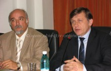 Crin Antonescu vine la mitingurile electorale din Călărași și Oltenița