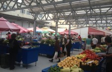 Călăraşi / A fost deschisă noua hală de legume şi fructe din Piaţa Big