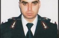 ISU Călărași / Condoleanțe familiei Plt. Ionuț Cătălin Belciug