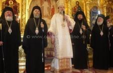 Presfinţia Sa Vincenţiu Ploieşteanul, de 5 ani Episcop al Sloboziei şi Călăraşilor