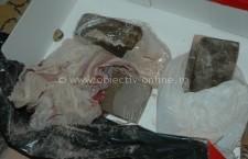 850 de grame de hașiș găsite de polițiști, la traficanți / Drogurile urmau să fie vândute la Călărași