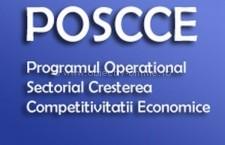 Proiecte de investiţii de peste 250 milioane de lei finanţate în cadrul POS CCE