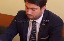 Alin Drăgulin a mai făcut un pas important în cariera politică