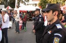 Jandarmii călărăşeni asigură măsurile de ordine şi siguranţă publică la manifestările cultural-artistice