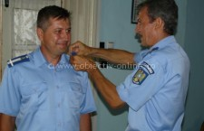 Avansări în grad la Inspectoratul de Jandarmi Judeţean Călăraşi
