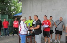 Primăria Călăraşi / Câştigătorii Cupei Dunării la minifotbal