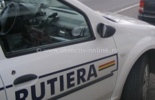Week-end cu infracţiuni rutiere, constatate de poliţişti