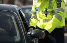 25 de șoferi au fost lăsați fără permis, de polițiștii călărășeni, săptămâna trecută