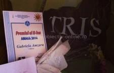 """Gabriela Amzaru, premiul II la Festivalul """"Trofeul Tinereții"""""""