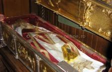 Călăraşi / Procesiune cu Sfintele Moaște ale Sfintei Muceniţe Filofteia