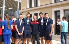 Canotaj / Constantin Adam, două medalii de aur la Vişegrad