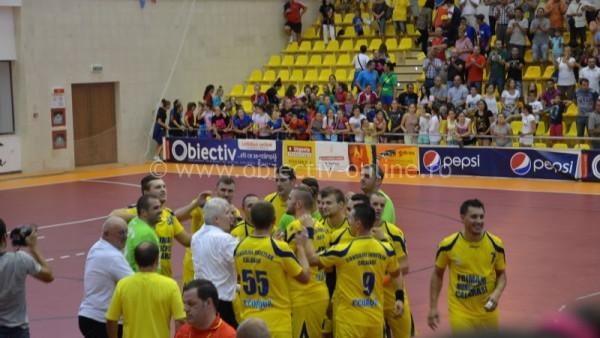 Handbal/Debut de vis pentru AHC Dunărea Călărași în Liga Națională