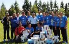 I.S.U. Călăraşi s-a clasat pe locul III la faza finală a Concursurilor Serviciilor Profesioniste pentru Situaţii de Urgenţă – ediţia 2014