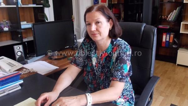 Inspectorul şcolar general al ISJ Călăraşi, Steluţa Caraion, explică motivele schimbării directorilor de şcoli şi licee
