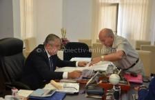 Primarul Drăgulin, o nouă întâlnire cu investitorii care doresc să construiască Combinatul Siderurgic la Călărași
