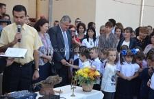 Primarul Drăgulin a deschis anul şcolar în mai multe instituţii de învăţământ din Călăraşi