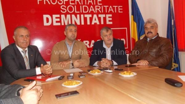 """Drăgulin, despre Alianţa PSD-UNPR-PC: """"Suntem o echipă redutabilă"""""""