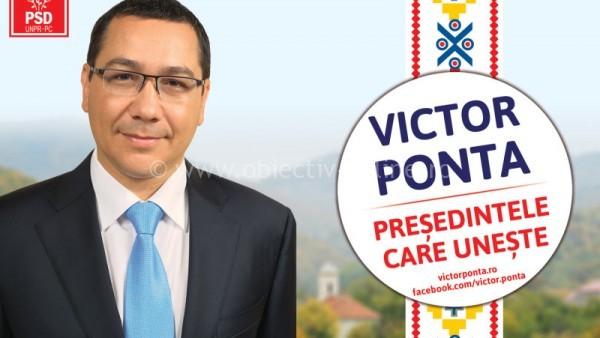 """INTERVIU VICTOR PONTA: """"Vreau să oprim scandalul după alegeri şi să lucrăm împreună pentru bunăstarea tuturor românilor!"""""""