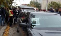 Alexandru Ivanciu a fost adus acasă pentru a fi condus pe ultimul drum/FOTO