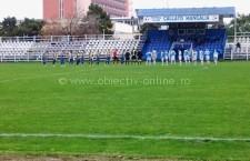 Fotbal / Dunărea, victorie la all-inclusive