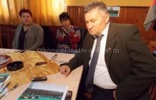 """Jegălia/ Primar Aurel Vasile: """"Mulţumesc concetăţenilor mei că au votat cu Klaus Iohannis, implicit cu PNL, partidul care m-a ajutat să ajung primar"""""""