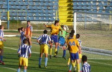 Fotbal: Liga a III-a / Întâlnire cu Gheata de Aur