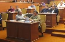 Consilierii municipali, convocați în ședință ordinară joi, 27 noiembrie