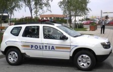 Trei autovehicule Dacia Duster au intrat în dotarea Poliţiei Călăraşi