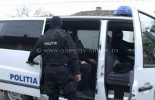 8 percheziții, în desfășurare,în Călărași și Perișoru, la persoane bănuite de furt