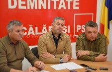 Șeful PSD Călărași, nemulțumit de rezultatul din municipiul reședință de județ