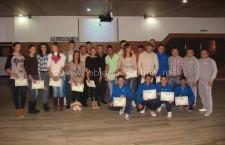 Campionii Călăraşiului / 110 medalii au adunat sportivii CSM în 2014