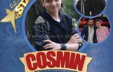 Susținere pentru Cosmin Andrian în finala de popularitate a Next Star