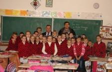 Daruri pentru copiii Şcolii Roseţi