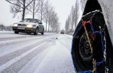 Alegeți viața! Conduceți cu prudență, pe timp de iarnă!