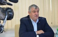 Primarul Drăgulin s-a întâlnit cu presa pentru a prezenta priorităţile pentru 2015