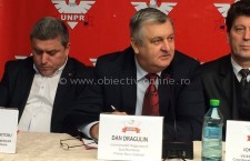 Drăgulin: Un milion de membri UNPR la nivel național, noul obiectiv al partidului