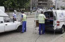 1.726 autovehicule verificate de RAR în 2014, la nivelul județului Călărași