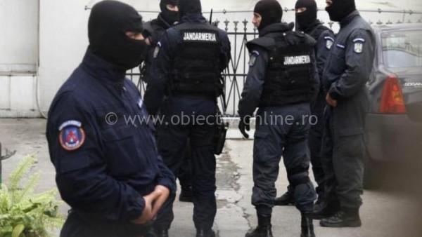 28 de percheziţii, în Călăraşi, municipiul Bucureşti şi în alte cinci judeţe