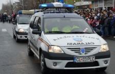 Câte amenzi a aplicat Poliția Locală Călărași în 2014