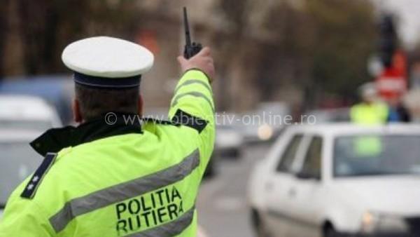 Pietonii şi şoferii, în vizorul poliţiştilor de la Rutieră