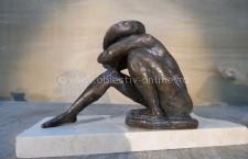 Expoziția de sculptură Dagaro-Restituiri, la Muzeul Municipal/Vezi ce piese poți viziona și cumpăra