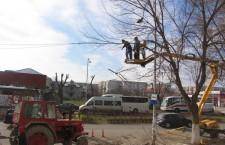 Primăria Călăraşi/Programul de activitate al Serviciului Pavaje Spații Verzi în săptămâna 2-6 martie 2015