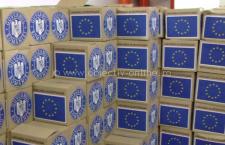 4.713 călărășeni și-au ridicat ajutoarele de la Uniunea Europeană