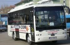 Proiectul privind licitaţia pentru transportul local Călăraşi a fost retras