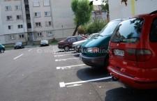 Primăria atribuie noi locuri de parcare. Vezi zonele!